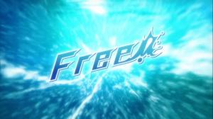 Free! logo